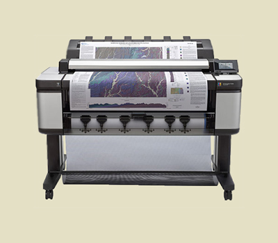 Stampa grande formato a colori