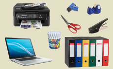 Vendita prodotti ufficio e cancelleria